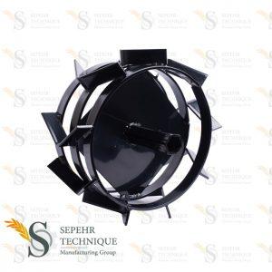 چرخ آهنی دیزل