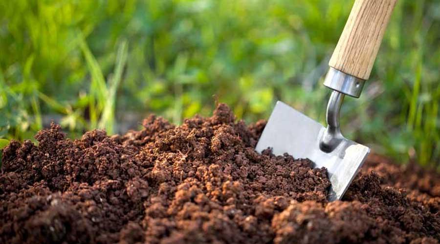 خاک کشاورزی